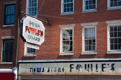 Fowles Newstand, Newburyport, Massachusetts
