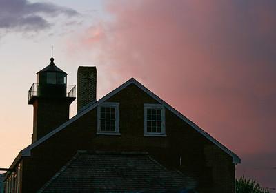 Water Street lighthouse