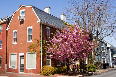 Federalist Architecture, Newburyport, Massachusetts