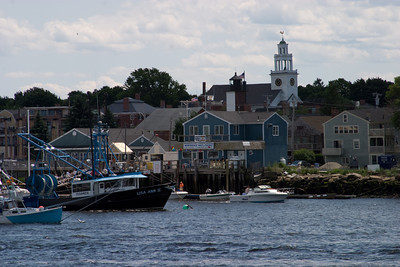 On the Merrimack River, Newburyport, Massachusetts