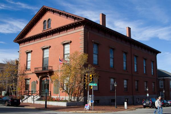 City Hall, Newburyport, Massachusetts