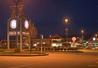 Port Plaza