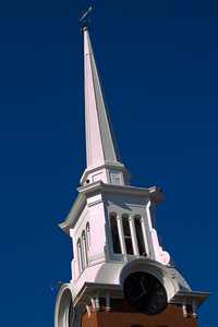 New England Church Steeple