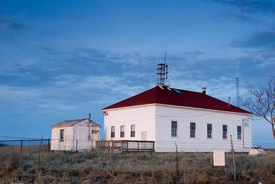 Plum Island Coast Guard station