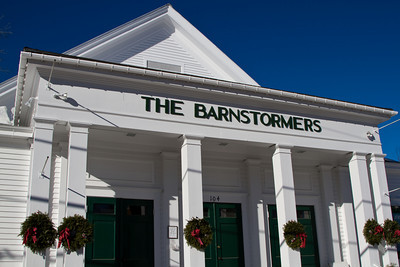 Barnstormers Summer Theater, Tamworth, New Hampshire
