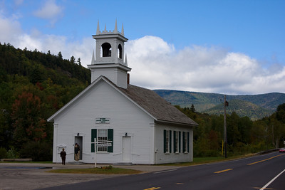 Stark Union Church, Stark, New Hampshire