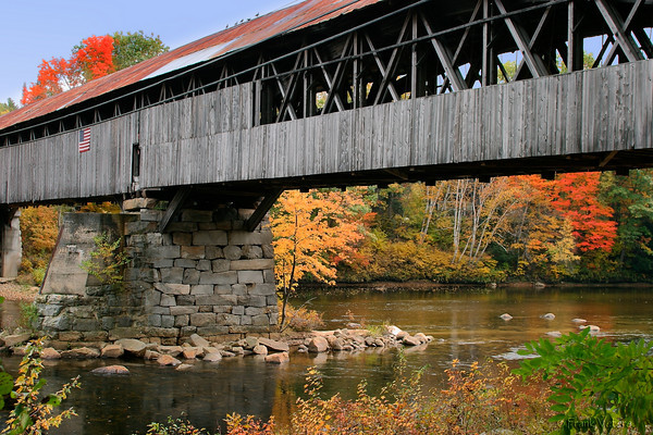 Covered Bridge 49, Thornton NH