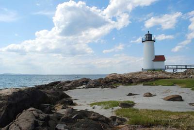 Annisquam Light, Cape Ann, Massachusetts