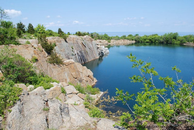 Babson Quarry, Rockport