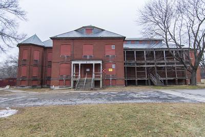 Shutter Island State Hospital