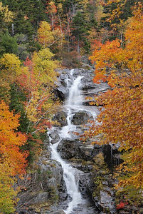 Silver Cascade, The White Mountains, New Hampshire