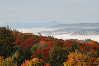 The View from Grand View Farm, Washington, Vermont