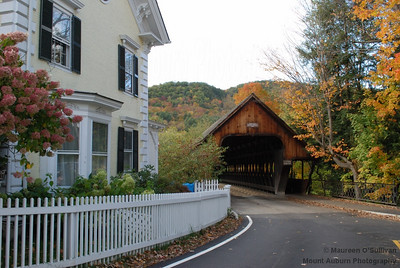Woodstock Covered Bridge, Woodstock, Vermont