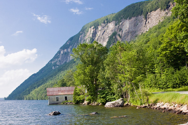 Lake Willoughby, Westmore Vermont