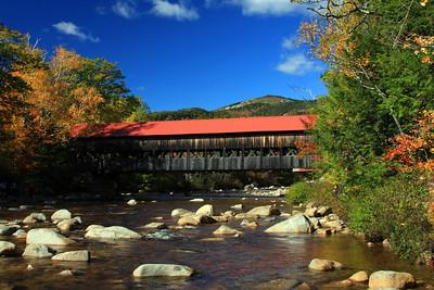Albany Bridge, Albany New Hampshire