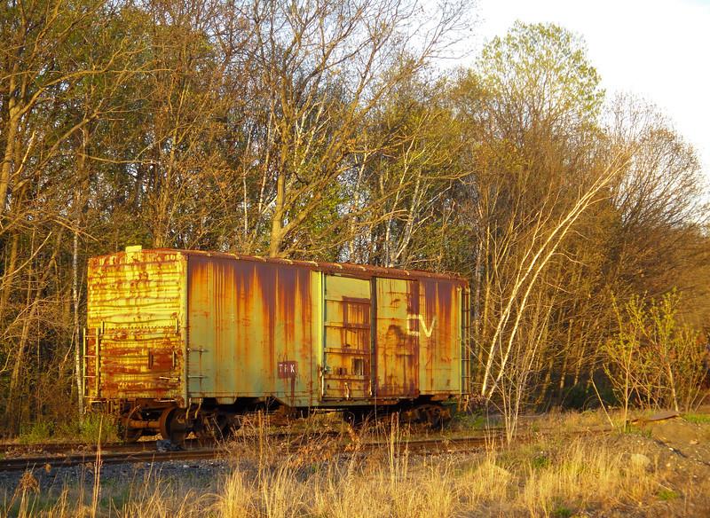 CV boxcar