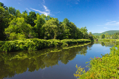 Housatonic River bend