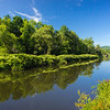 Housatonic River bend
