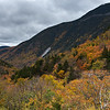 View South through Crawford Notch