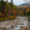 Pemigewasset View North from Kancamagus
