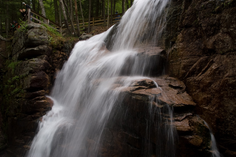 Avalance falls, Franoncia Notch