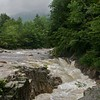 Rocky Gorge after heavy rain