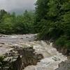 Rocky Gorge after heavy rain