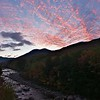Sunrise on the Pemigewasset