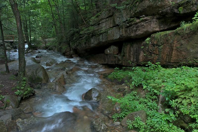 Flume brook