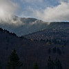 Mist at Crawford Notch