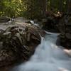 Small falls near the Basin