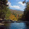 Mountain pool, Franconia Notch