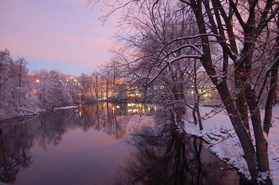 The Charles River, Watertown, MA