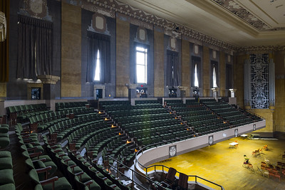Worcester Memorial Auditorium