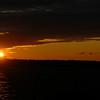 Sunset over Newport Harbor, Rhode Island