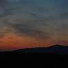 Mt. Monadnock at sunset 2012