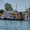 Portsmouth, New Hampshire<br /> Docked Lobster Boats