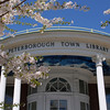 Peterborough Town Library in Spring 2013