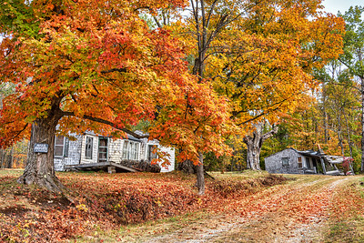 Old Cabins