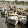 Fishing fleet in Portsmouth, NH
