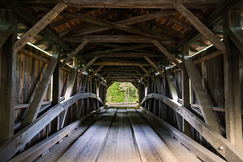 Grist Mill Covered Bridge
