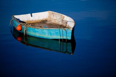 Blue Boat 3400
