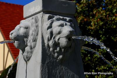 Lion Fountain, Merrimack, NH