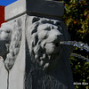Lion Fountain, Merrimack, NH