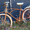 Trusty Rusty Bike Dublin/Marlborough town line