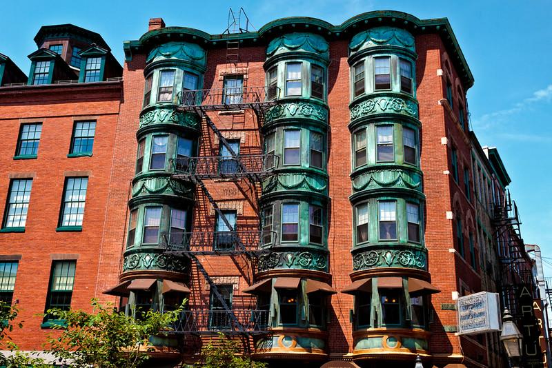 Boston, Massachusetts<br /> Architecture 1