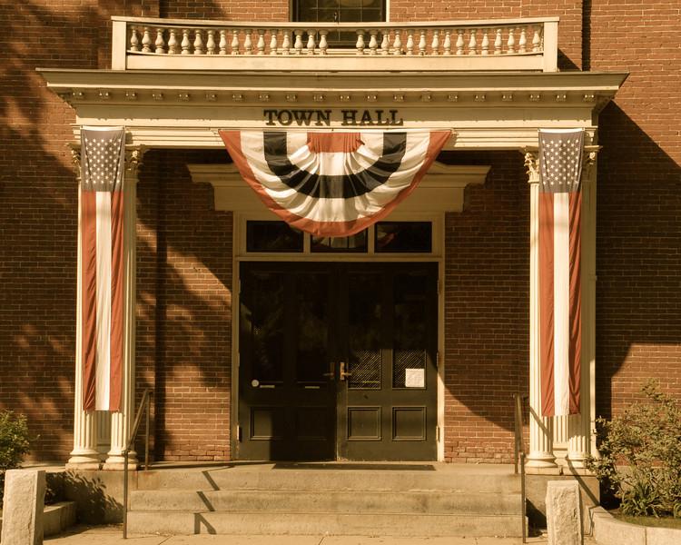 Groton, MA town hall