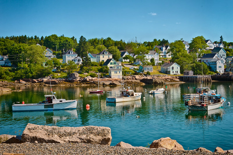 Stonington, Maine<br /> Harbor #5