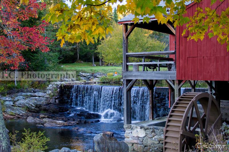 Waterwheel Mill