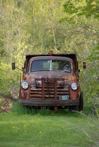 Old Truck found in Lyndeborough, NH3